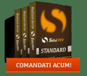 program devize constructii solviDEV STANDARD